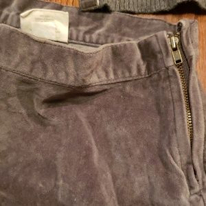 abercrombie kids Shirts & Tops - Abercrombie girls sweater and Crazy 8 gray skirt